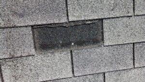 Roof Leak in Atlanta Georgia