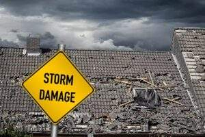 How to Deal with Roof Wind Damage in Atlanta, GA